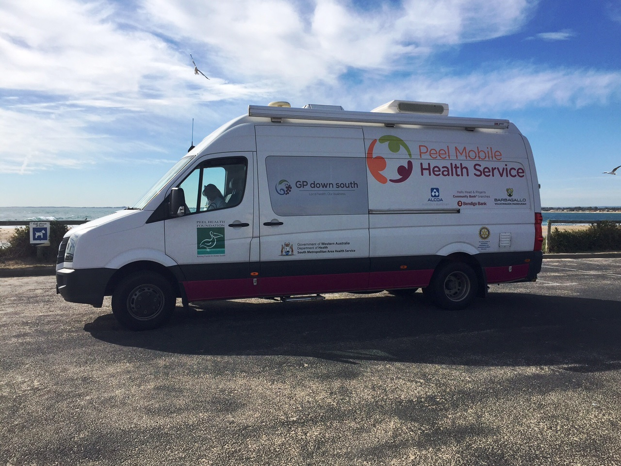 GP Down South Peel Mobile Health Service to be funded for extra year