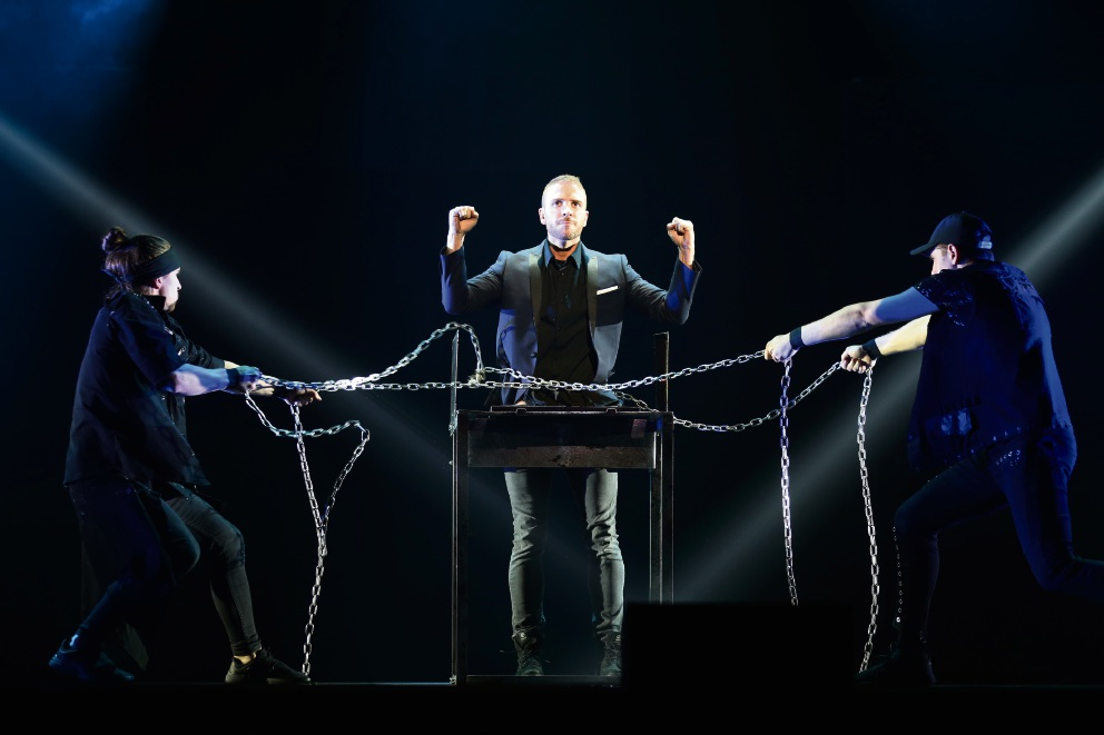 The Illusionists captivates and questions the impossible at Crown
