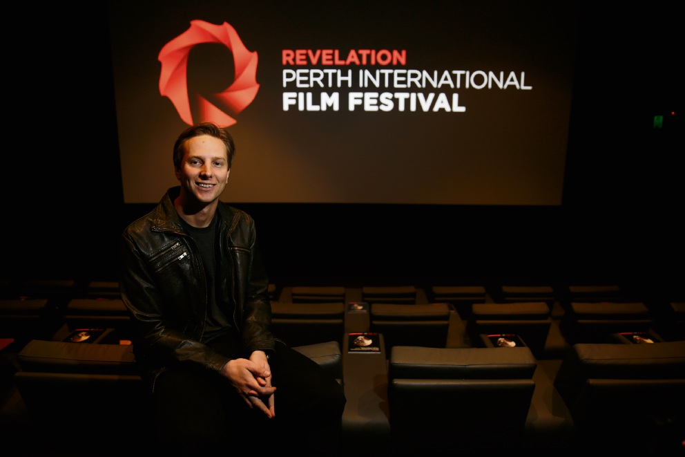 Director Mat de Koning. Picture: Andrew Ritchie