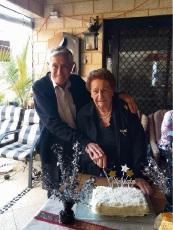 Daughters treat Merriwa couple to 65th anniversary surprise