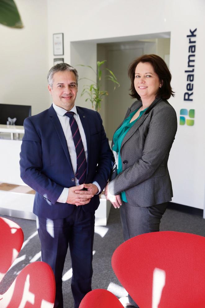 Misunderstanding leads Realmark Western Suburbs' Gilbert into industry