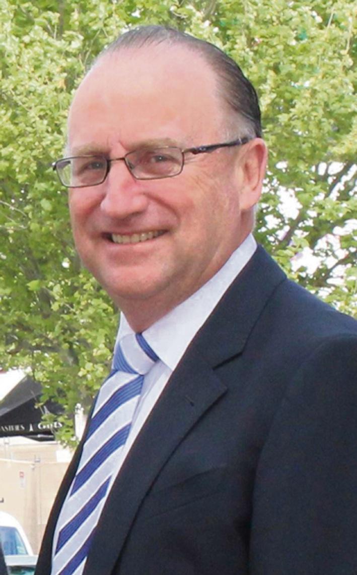 Steve Irons