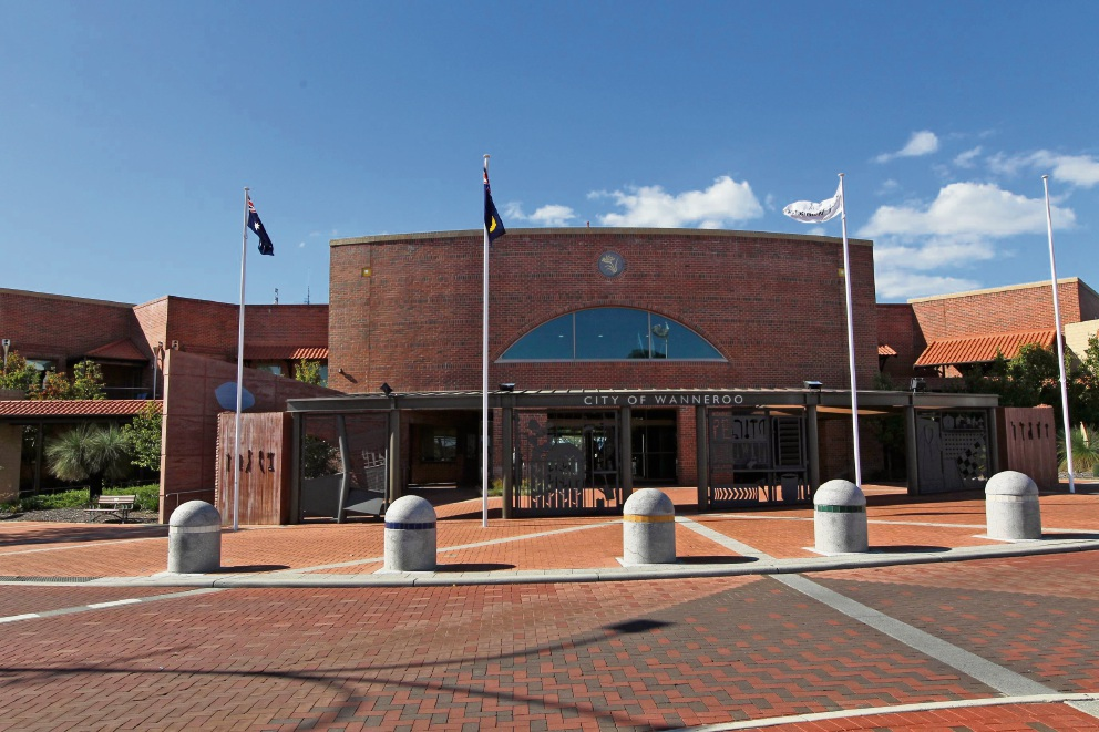 Wanneroo Civic Centre.