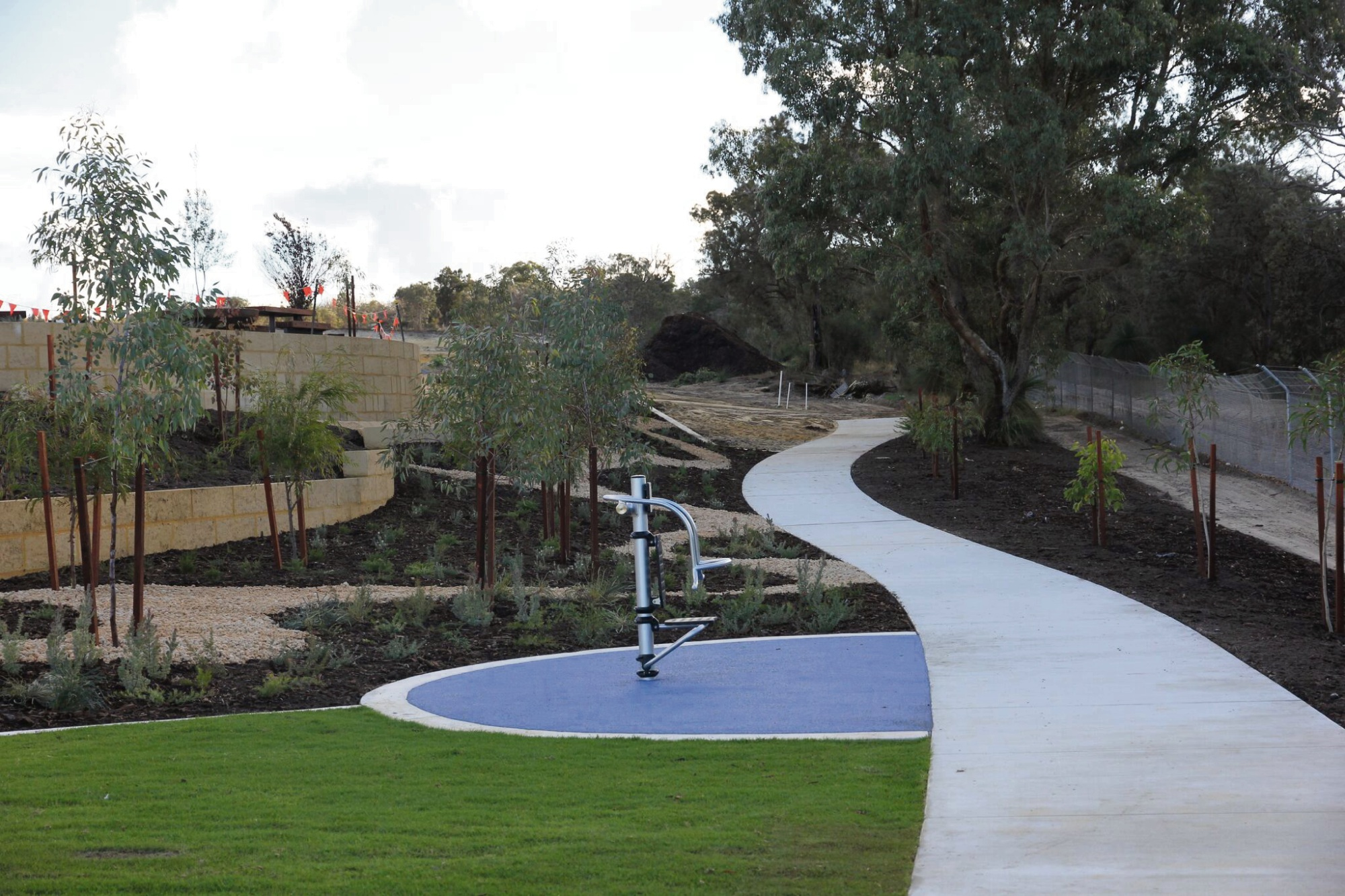 Hammond Park estate's new northern park is the pick of the bunch