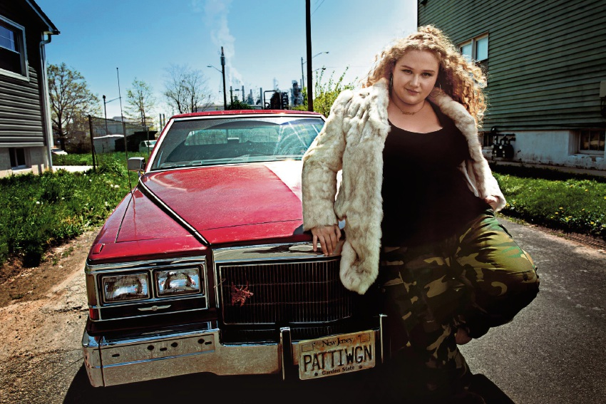 Actor Danielle Macdonald rapt with Patti Cake$