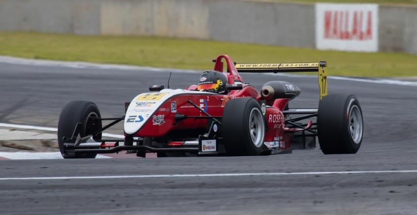 Round two at Mallala Motor Sport Park, SA.