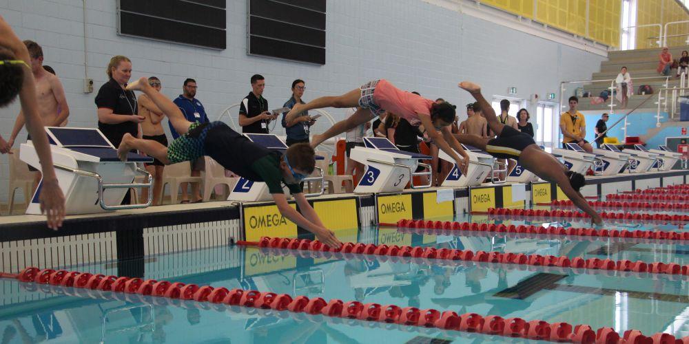 Ballajura Aquatic Centre junior lifesavers on podium at State Titles