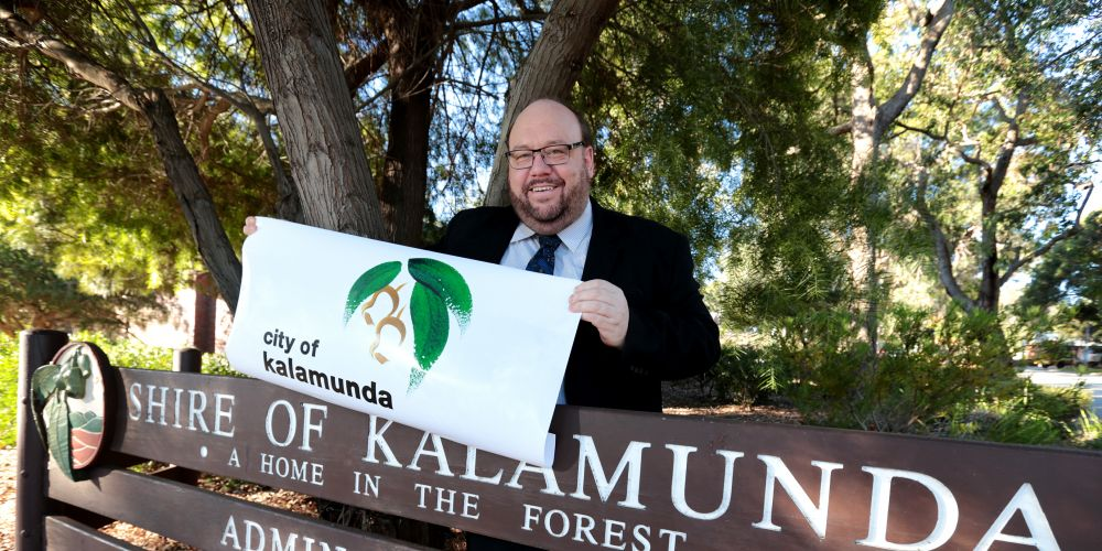 Former City of Kalamunda mayor Andrew Waddell was among the four councillors cleared. Picture: David Baylis d471038