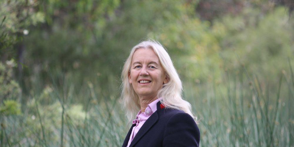 ECU Professor Kerry Brown.