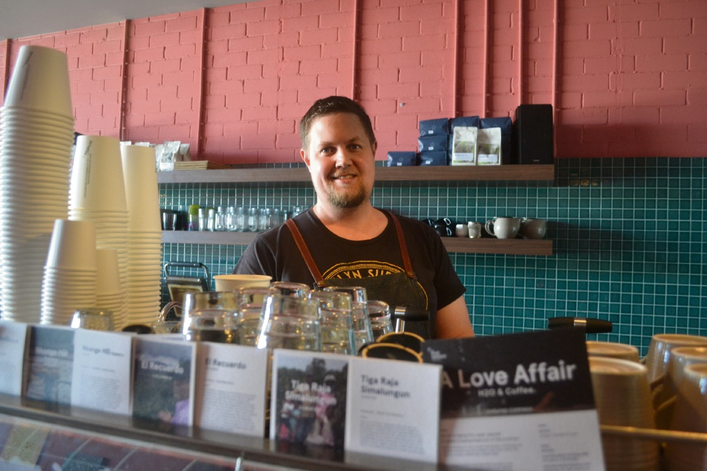 Belmont cafe wants to spark reusable cup revolution