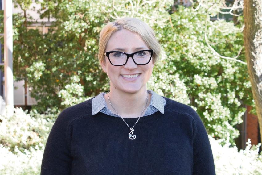 Curtin University researcher Annette Regan.