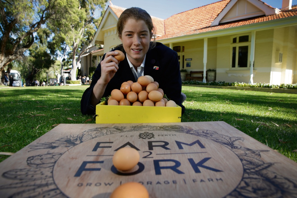 Farm2Fork: Presbyterian Ladies' College puts new event on the menu