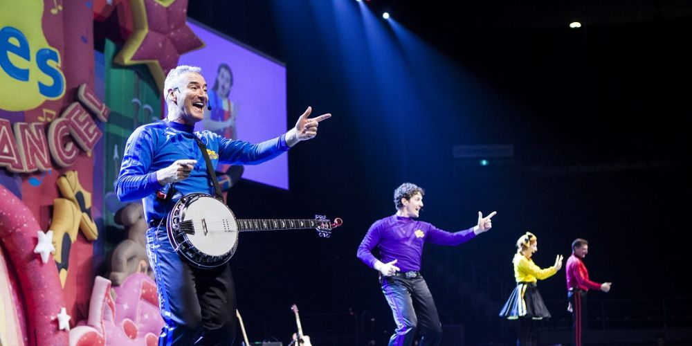 The Wiggles will bring their national Christmas show to Perth Arena on November 18.