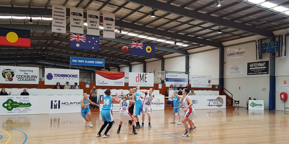 SBL: double blow for East Perth Eagles against Stirling