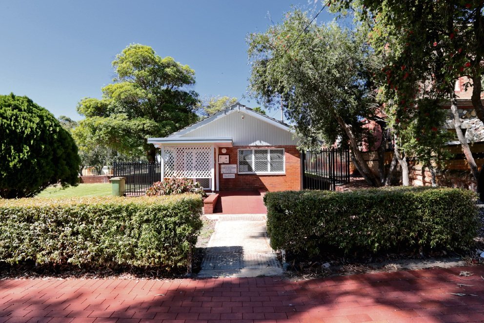 Bassendean Child Health Centre at 1 James Street in Bassendean. Picture: David Baylis d467511