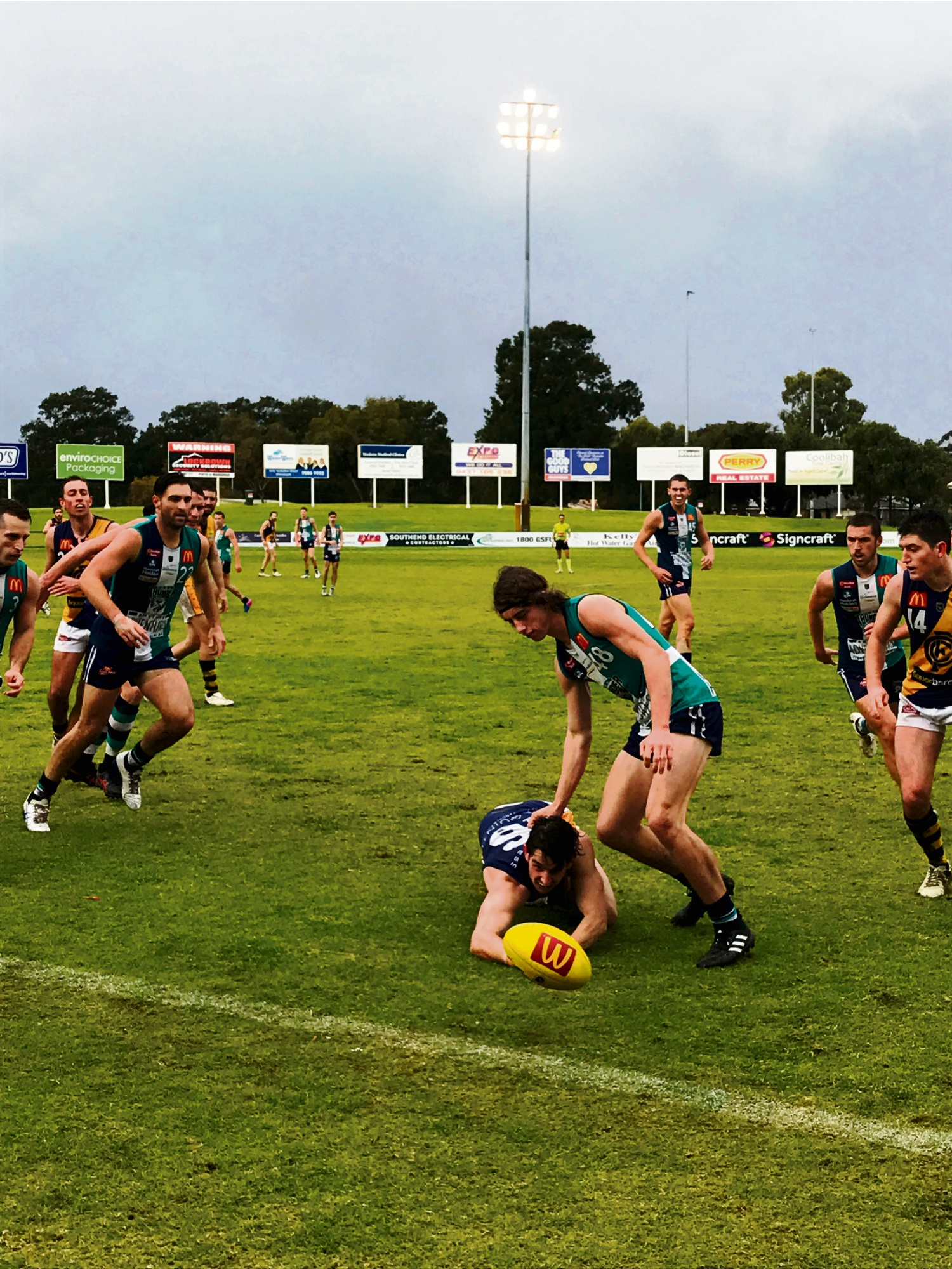 WAFL: Thunder claws 2-point win from Claremont