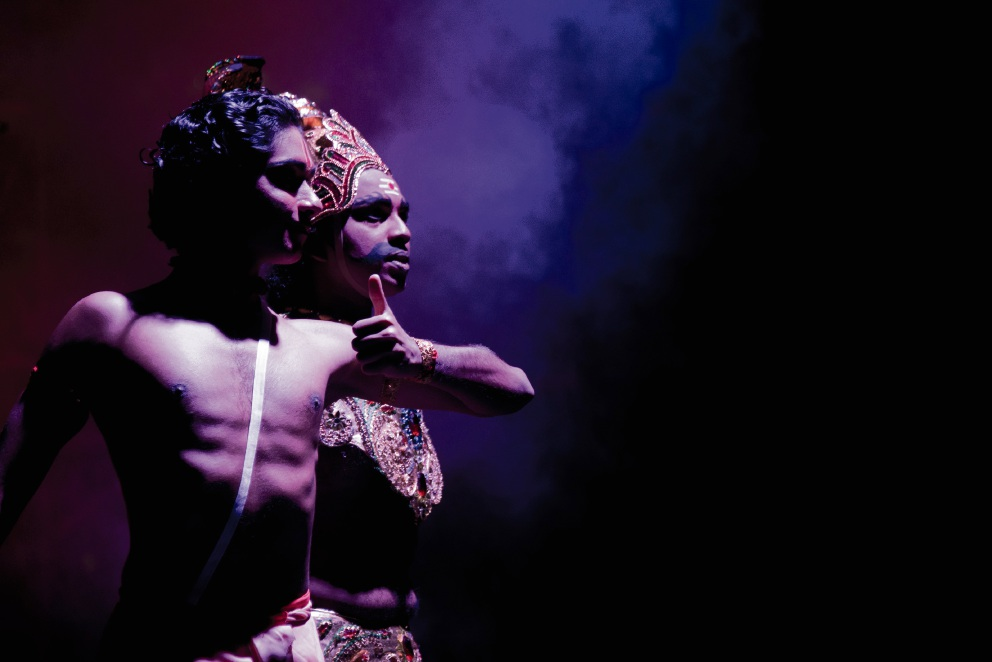 I am Ravana: epic Indian tale to start at Heath Ledger Theatre this week