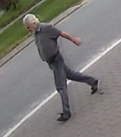 An image of the man police would like to speak to.