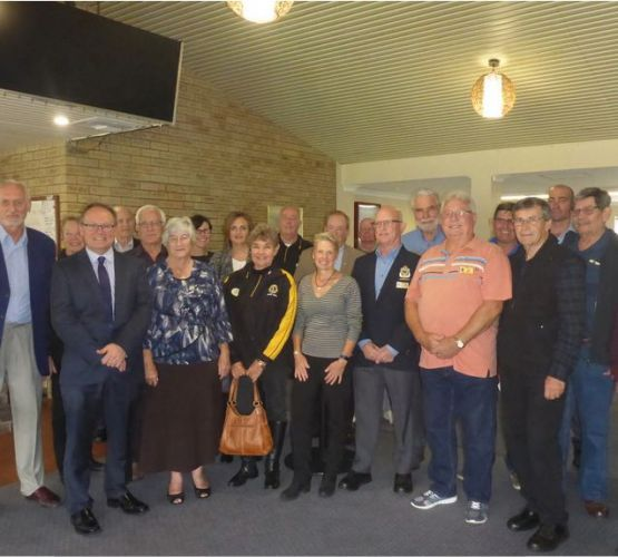 Dawesville area community groups receive funds from Mandurah MLA