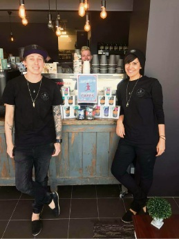 Seville Grove cafe among growing trend of those going green and offering discount