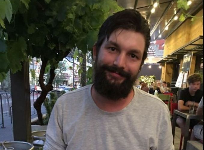 Father-of-two Axel Boreski (27)