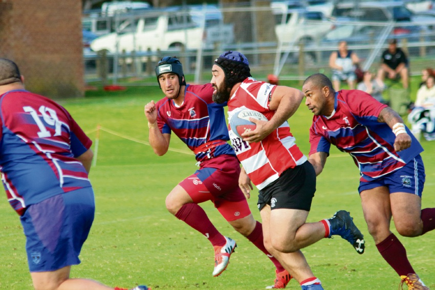 ARKS recorded a strong win over Kwinana.