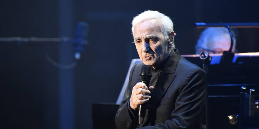Charles Aznavour in Perth – World Farewell Tour