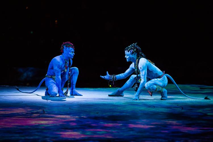 Cirque Du Soleil Avatar