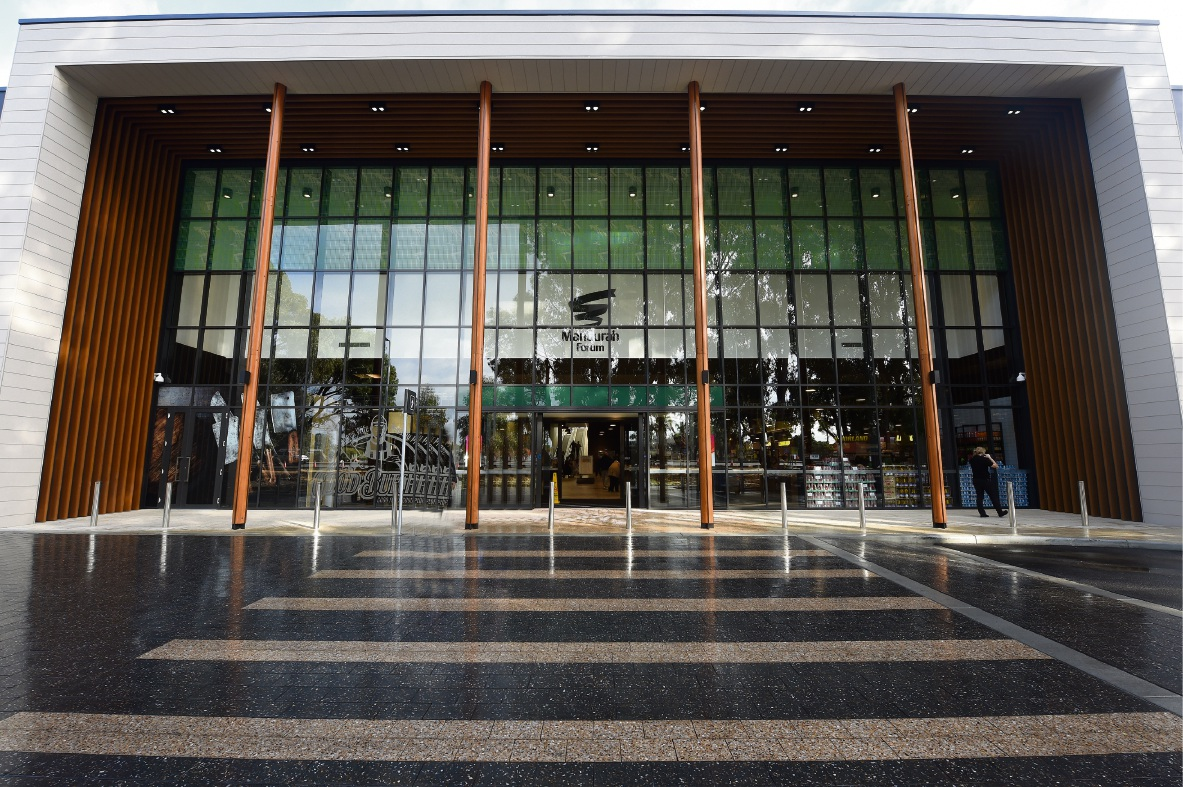 Mandurah Forum. Picture: Jon Hewson d471436