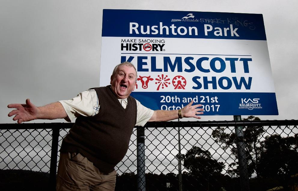 It's show time in Kelmscott. Picture: Marie Nirme www.communitypix.com.au d471966
