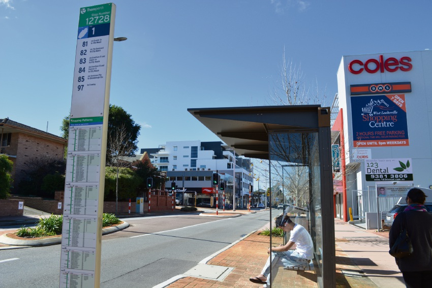 The future of the 97 bus extension is under scrutiny,