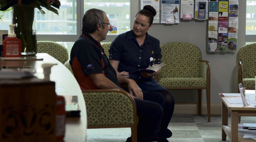 St John of God Murdoch Hospital has developed  a range of new video clips to help people living with cancer and their families.