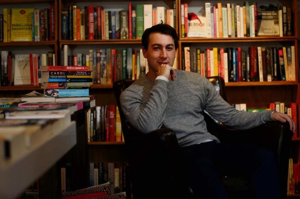 Giuseppe Rotondella. Picture: Andrew Ritchie