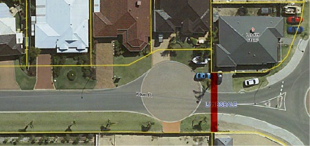Kevo Place in Landsdale may be closed to create a pedestrian access way.