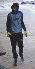 Police would like to speak to this man regarding an attempted break-in to a home in Bushmead Raod in Hazelmere.