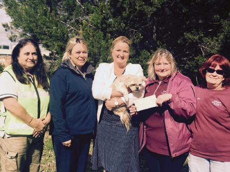 City of Mandurah supports K9 Dog Rescue