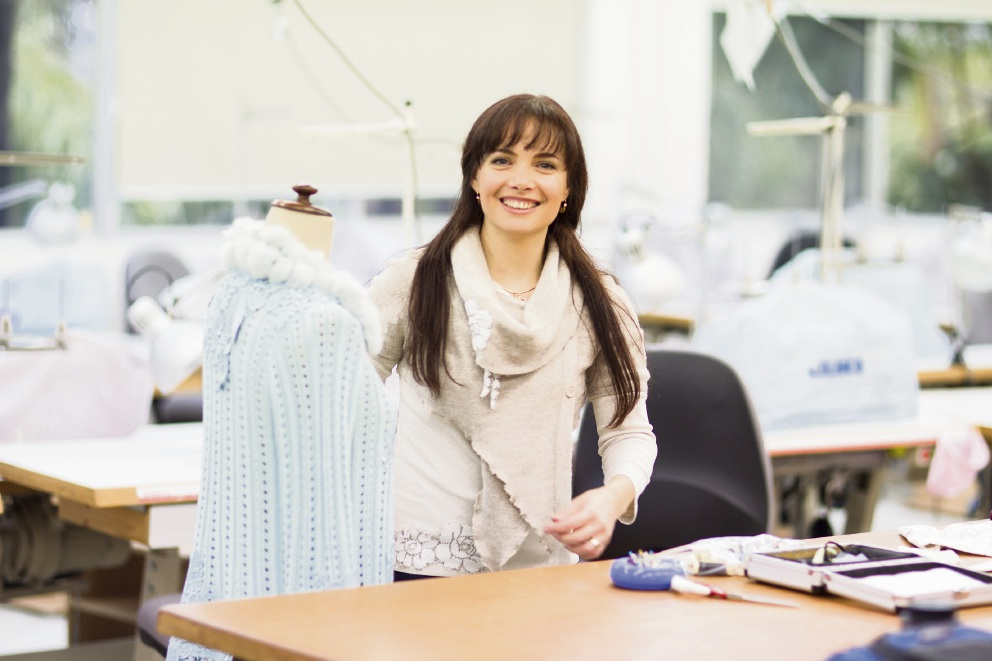 New from old: ECO fashion designer Mariana Kirova is holding a workshop on re-fashioning your wardrobe