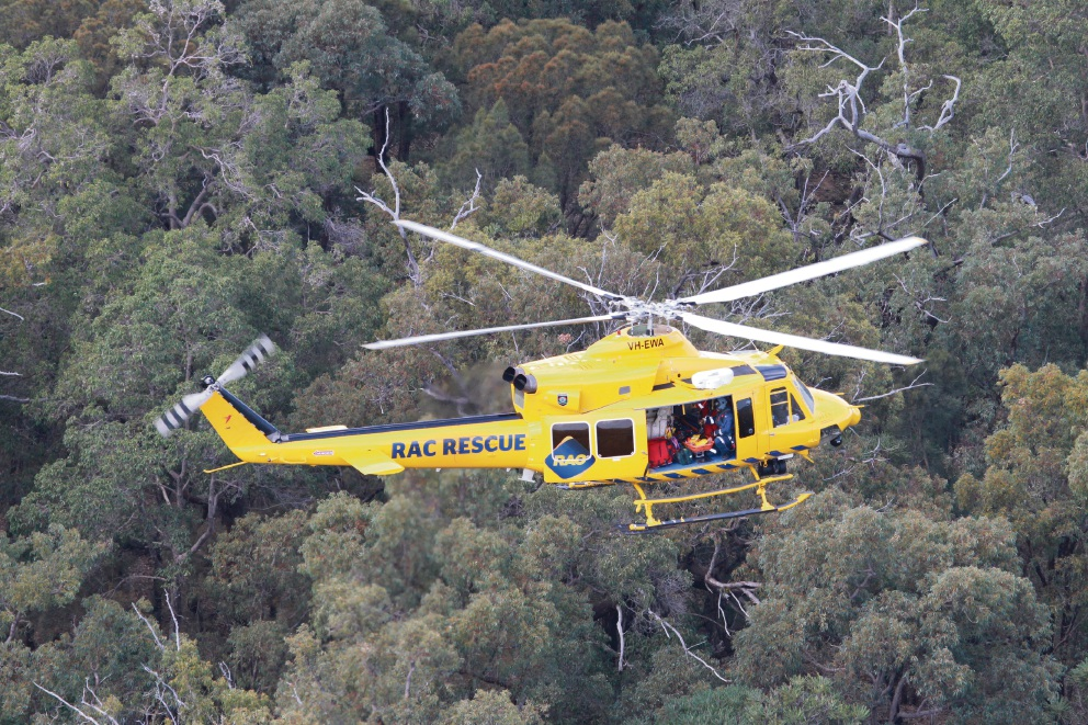 Rescue helicopter sent to Bullsbrook after Great Northern Highway crash