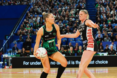 West Coast defender Courtney Bruce will represent Australia in two upcoming series. Picture:  Ashton Murphy