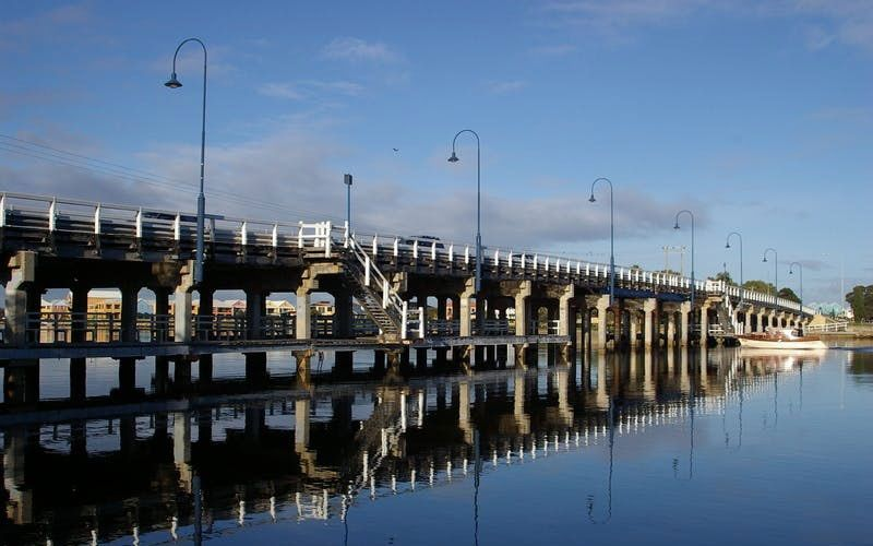 Hundreds are expected to walk across old Mandurah Bridge, scene of many, many nights spent fishing and crabbing.