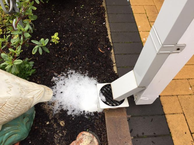 Mandurah residents share images of hail after city pelted