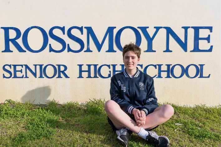 Rossmoyne Senior High student Isabel Longbottom is one of only 25 students in Australia to be awarded the Australian National University Tuckwell Scholarship, worth $21,000 a year.