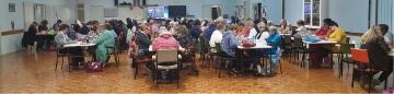 Bingo is on every Friday night at the Senior Citizens Centre on Harley Way in Medina.