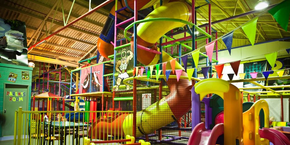Kids on a rainy day: Perth's best indoor play centres