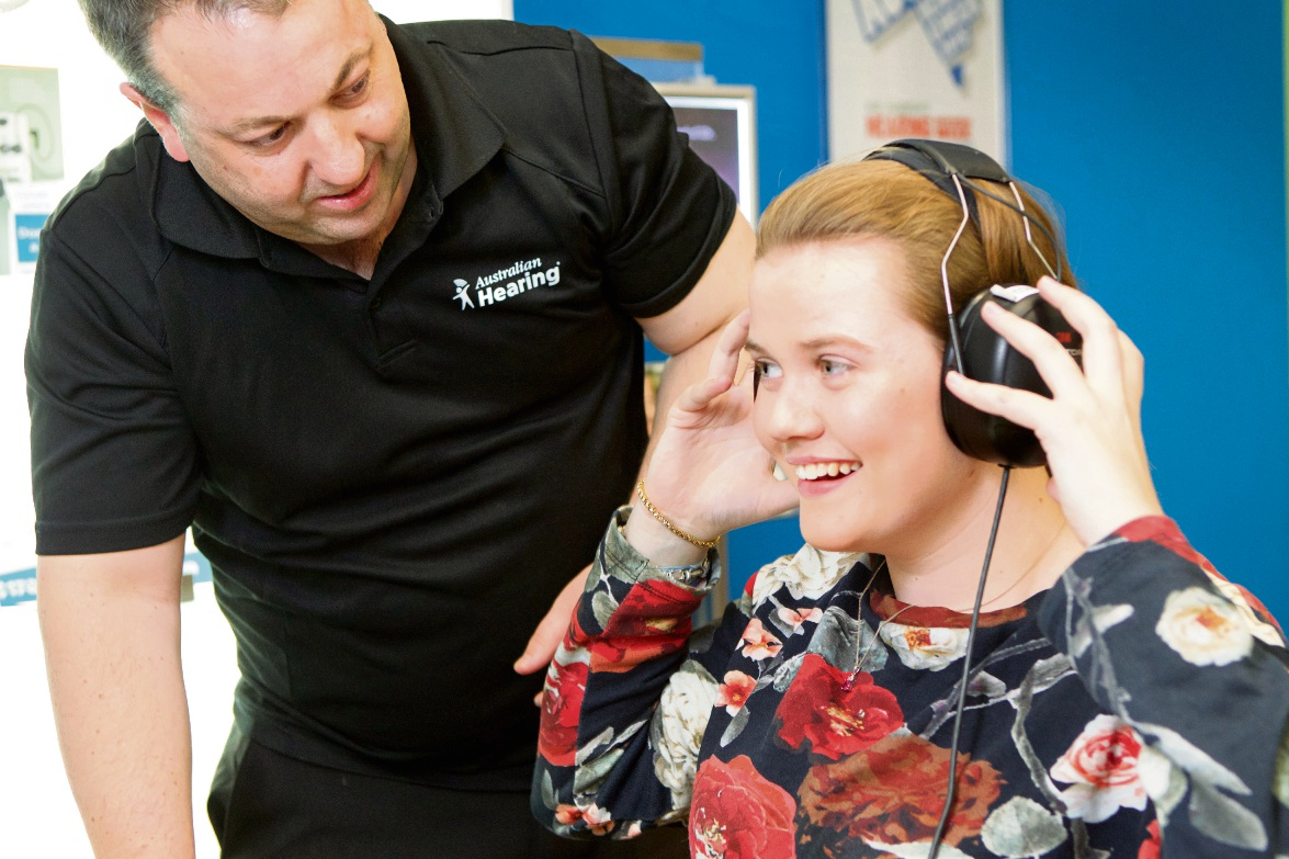 Hello? Residents in Rockingham and Kwinana are entitled to free hearing checks this month thanks to the Big Aussie Hearing Check.