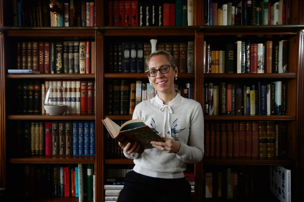 Alana Marshall. Picture: Andrew Ritchie