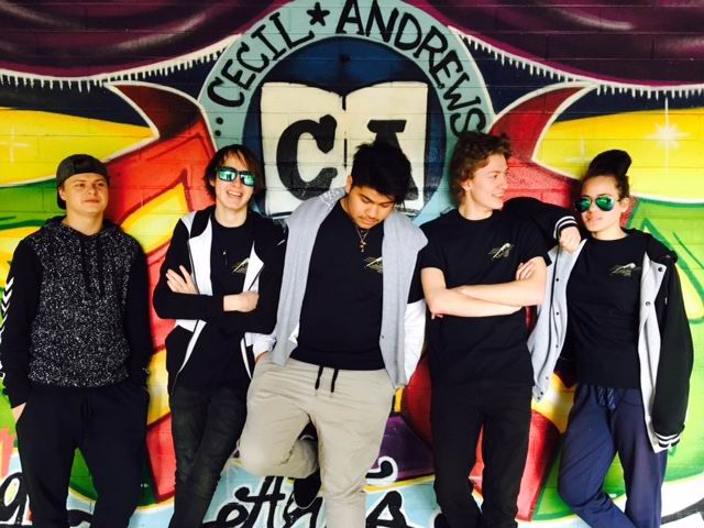 Fallen Empire from Cecil Andrews College will be performing at FRAMED! cirque.