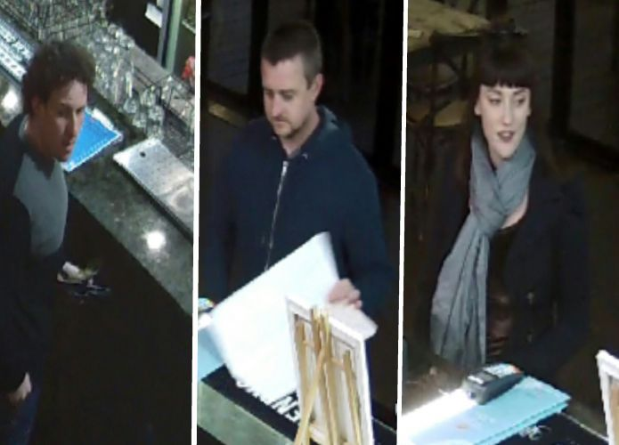Mandurah detectives search for trio after wounding incident at Oceanic Bar and Grill