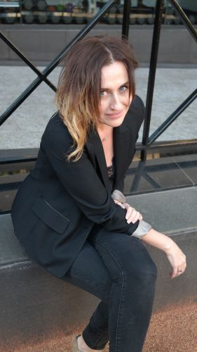 Author Beverly Ligman says going through her divorce was a 'spectacularly terrible time.' Picture: Nicole Jameson.