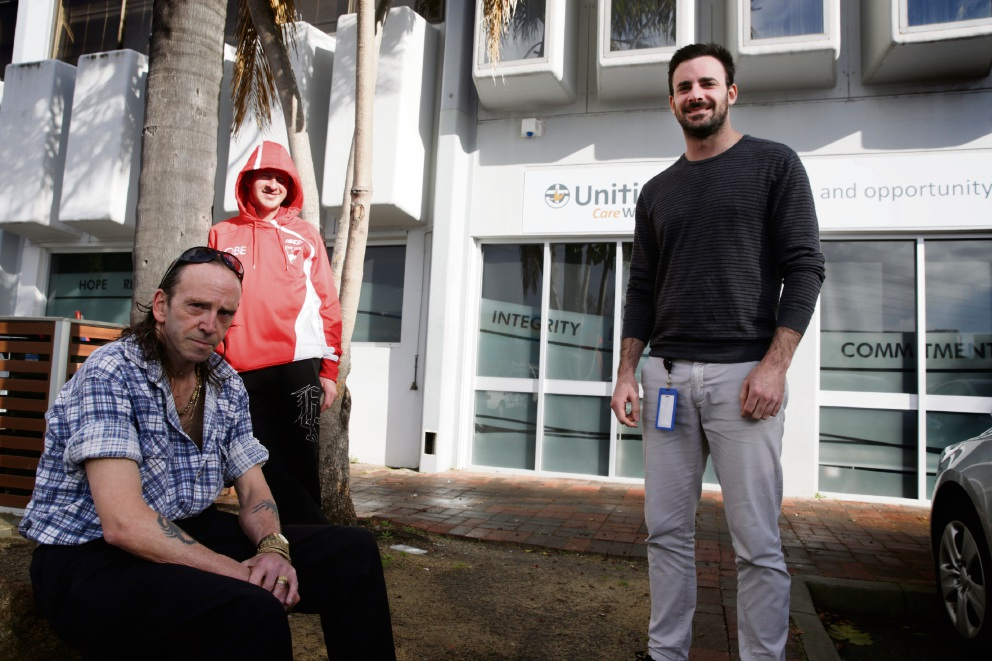 East Perth: UnitingCare West's Tranby Centre offering homeless refuge and a chance to get back on feet